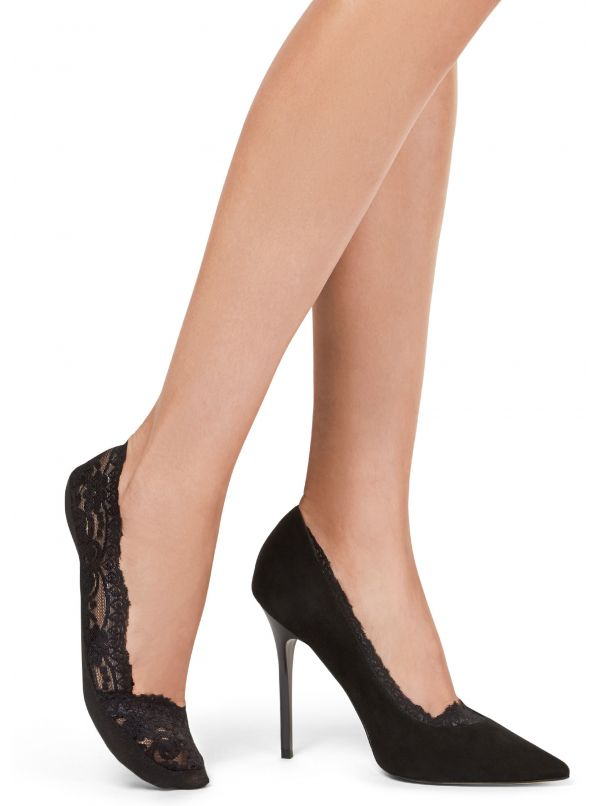 FOOTSAVER WITH LACE
