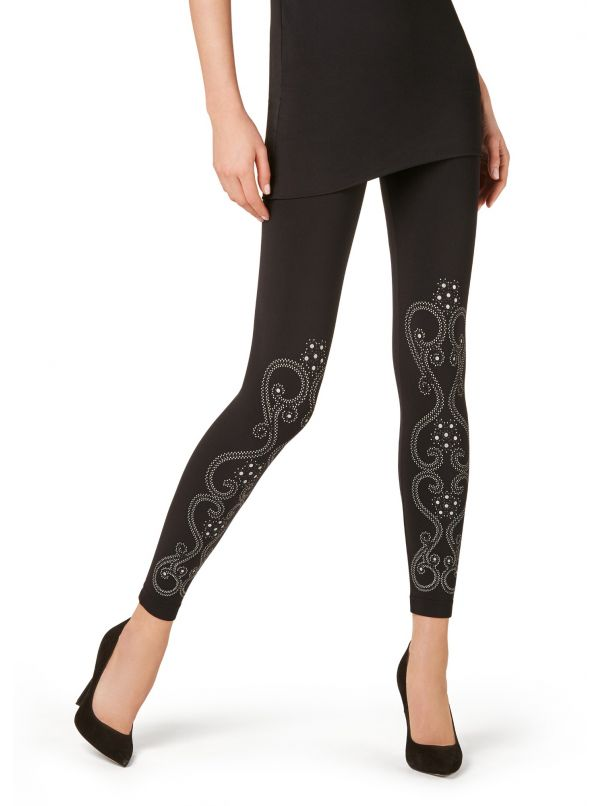 POUDRE FOOTLESS TIGHTS