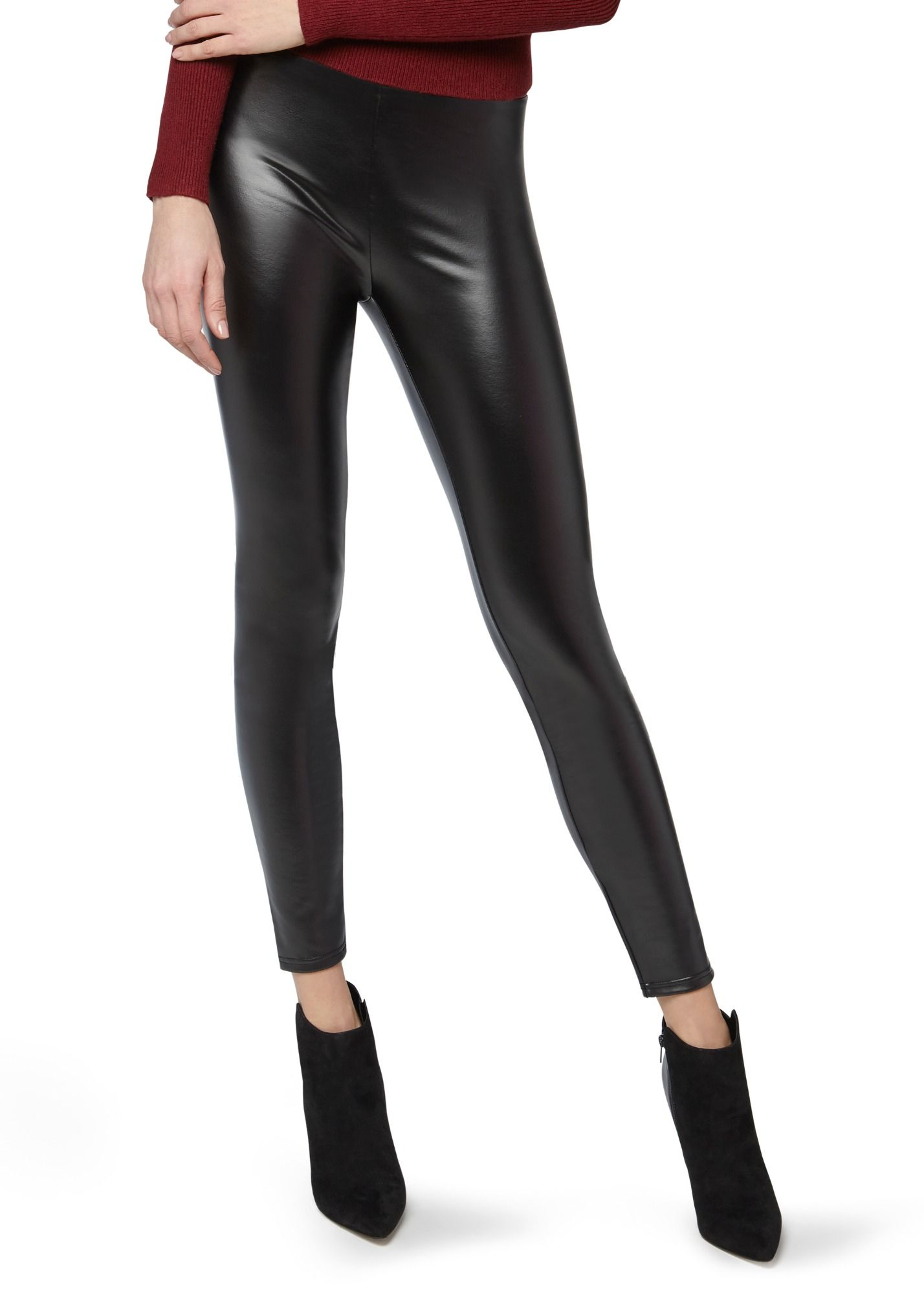 LEGGINGS THERMO CUIR Philippe Matignon