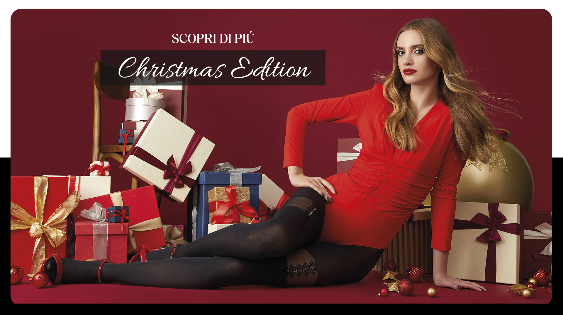 collant collection Natale